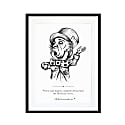 The Mad Hatter Print image