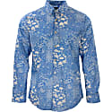 Morris Paisley Floral Blue image