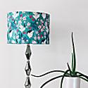 Crane & Blossom Lampshade (40Cm) image