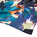 Abstract Silk Twill Long Scarf image