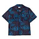 Short Sleeve Palm Print image