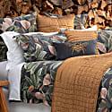 Night Garden Organic Cotton Large Square Pillowcase image