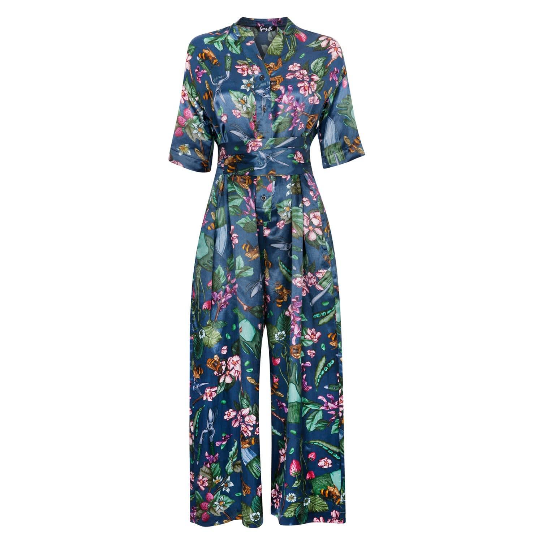 Elegant Bow Design Jumpsuit