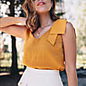 Bea Top In Yellow image