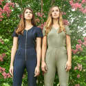 Navy Tailored Jumpsuit image