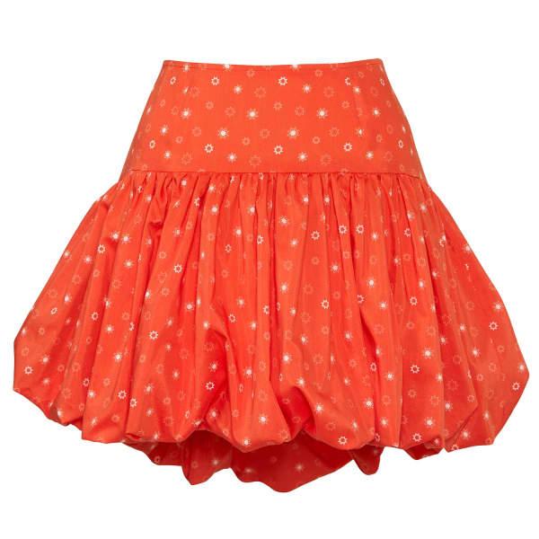 SIOBHAN MOLLOY Sienna Voluminous Puff-Ball Mini Skirt