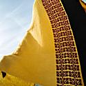Saffron Sinead Cashmere Shawl image