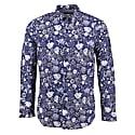 Morris Shirt In Grey Garden image