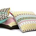 Mosaic multi cushion image