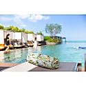 Sapri Beach Towel In Palm Beach image