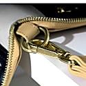 Champion Zip Around Leather Wallet In Buttercream image