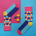 Just Like Dad - Candy & Candy Socks image