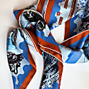 Silk Scarf With Travel Around The World image