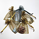 Holiday Ornaments Set Of 5 - Curated Mix image