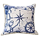 Cowes Signature Oxford Cushion With Feather Insert image