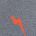 Velma Lightning Strikes Sweater - Grey image