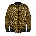 Larvotto Gold 'All-Weather' Bomber Jacket image