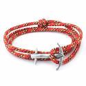 All Red Admiral Rope Bracelet  image