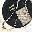 Amethyst & Freshwater Pearls Multi-Way Necklace image