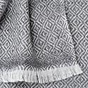 Slate Grey Diamond Burst image