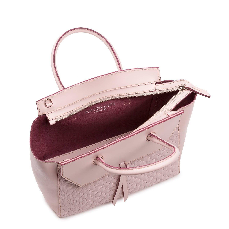 34546b052c79 Midi Loren Tote Blush Pink Scudo image