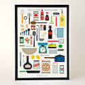 Kitchen - Signed Fine Art Print By Marcus Walters image