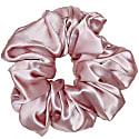 Luxe Pure Silk Hair Scrunchie - Blush image