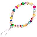 Bubblegum Wristlet/ Phone Strap image
