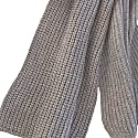 Cashmere Scarf Verbier In Taupe image