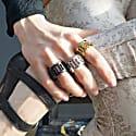 Segra Ring Silver Matte image
