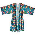Tropical Pythons Oversized Kimono image