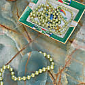 A Pearly Girl Chain Green image