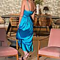 Marion Dress In Blue image