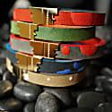 Sierra Grey & Red Gold Bracelet image