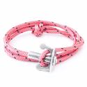 All Pink Union Rope Bracelet  image