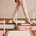 Chindi Hot Pad In Lilac image