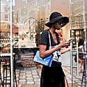Gavi Shoulder Bag in Poppy Red image