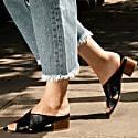 Celine Sandals In Midnight image
