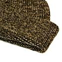 Brown Melange Wool & Cashmere Fisherman Beanie image
