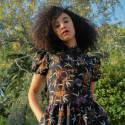 Pekalongan Short Sleeve Maxi Dress image