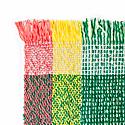 Intuition Green 100% Merino Wool Handwoven Throw image