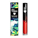 Natural & Vegan Matte Liquid Lipstick 784 Coral Pink - Lead The Game image