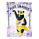 Amazing Plate Smasher Tea Towel image