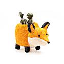 Coco Coir Animal Planter - Fox image
