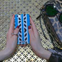 Tribalish Blue Phone Case  image