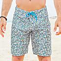 Amado Boardshorts in Green image