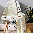 Mint Luxe Hammam Towel image