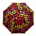 Multi-Coloured Umbrella image