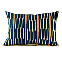 African Baule Fabric Cushion image