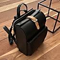Capsule Backpack Black Bag image